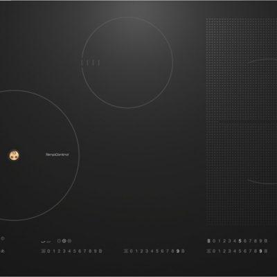 Herdunabhängiges Induktionskochfeld mit TempControl für intelligentes & einfaches Braten  • Intuitive Schnellanwahl durch Zahlenreihen - SmartSelect  • Modernes Design - 752 mm breit für den flächenbündigen Einbau  • Intelligent und flexibel - 4 Kochzonen inkl. TempControl-Kochzone  • Kommunikation mit der Haube - Automatikfunktion Con@ctivity 2.0  • Großes Leistungsspektrum - Warmhalten Plus und TwinBooster