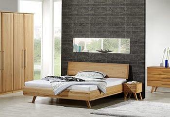 Schlafzimmer Viala in Kernbuche